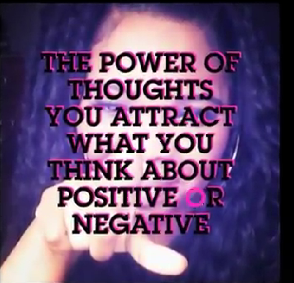(Video) Change your thoughts change your life! (With Alovie)