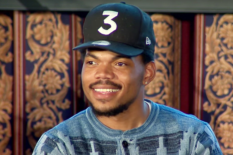 Celebrating Chance The Rapper (Artist Spotlight) By TonyBeenChi